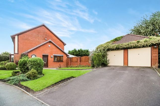 Thumbnail Detached house to rent in Nook Fields, Harwood, Bolton