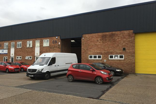 Thumbnail Industrial to let in Unit Deacon Trading Estate, Chickenhall Lane, Eastliegh