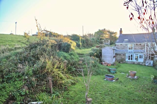 Thumbnail End terrace house for sale in Mithian, Truro, Cornwall