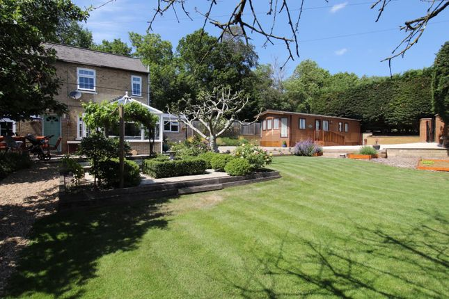 Thumbnail Cottage for sale in Roxton Road, Great Barford, Bedford