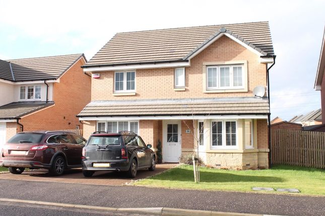 4 bed detached house for sale in Greenoakhill Avenue, Uddingston, Glasgow