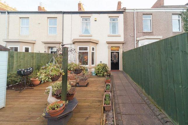 Thumbnail Terraced house for sale in Bondicar Terrace, Blyth