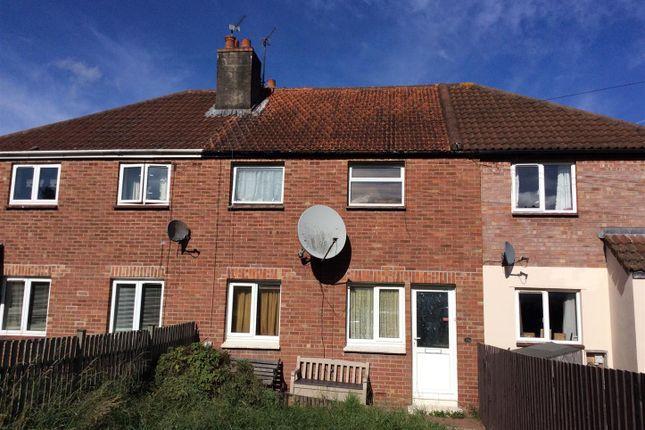 3 bed terraced house for sale in Broadlands Avenue, Newton Abbot, Devon