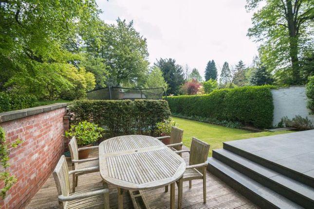 Gardens of St. Margarets Road, Bowdon, Altrincham WA14