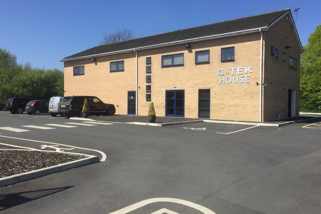Office to let in G-Tek House, Brierley Park Close, Sutton In Ashfield, Notts