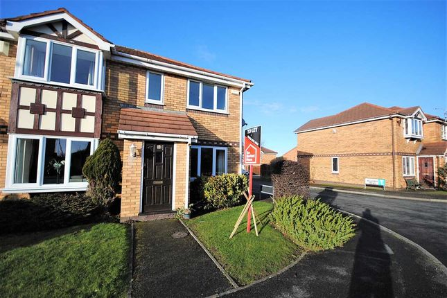 Thumbnail Property to rent in Honeysuckle Place, Bispham, Blackpool