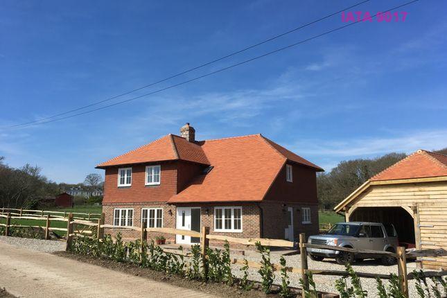 Thumbnail Detached house for sale in Hailsham Road, Polegate