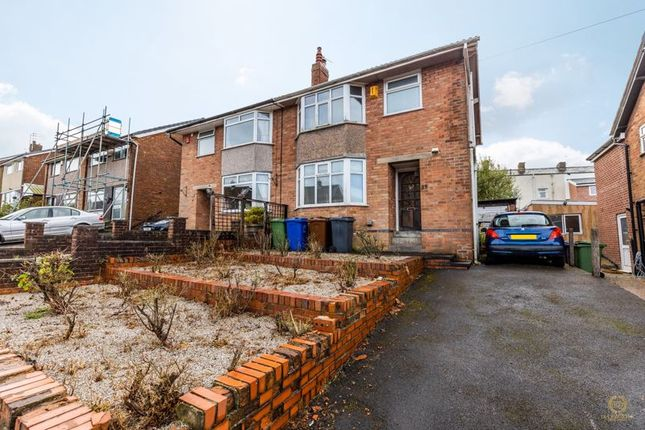 3 bed semi-detached house for sale in Oxford Drive, Blackburn BB1