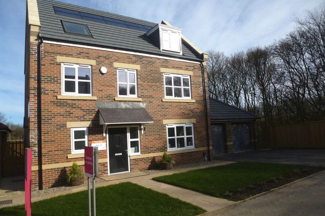 Thumbnail Detached house for sale in The Darlings, Hart Village, Hartlepool