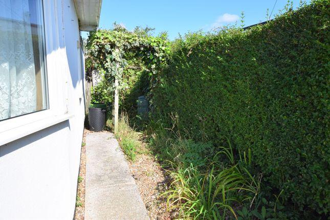 Side Garden of Coast Road, Pevensey Bay BN24