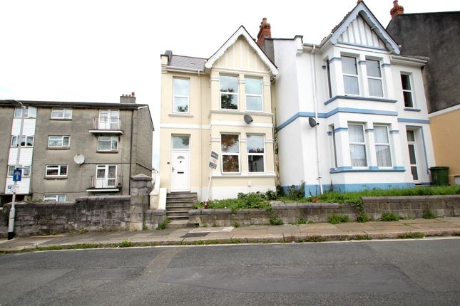 Thumbnail Terraced house to rent in St. Leo Place, Morice Town, Plymouth