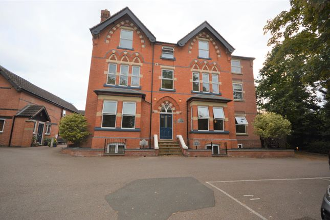 Thumbnail Maisonette for sale in 74 Barkby Lane, Syston