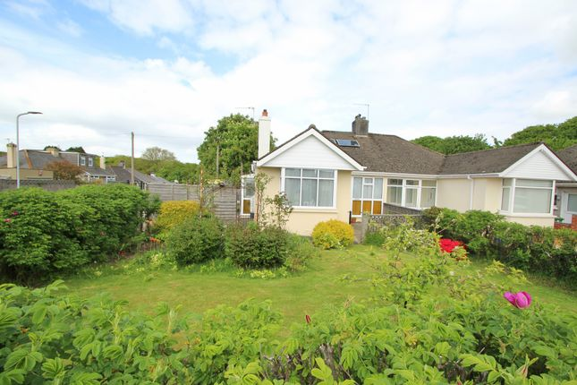 Thumbnail Semi-detached bungalow for sale in Crownhill Road, Crownhill, Plymouth