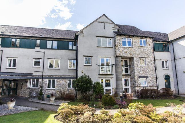 Thumbnail Flat for sale in Hampsfell Road, Grange-Over-Sands
