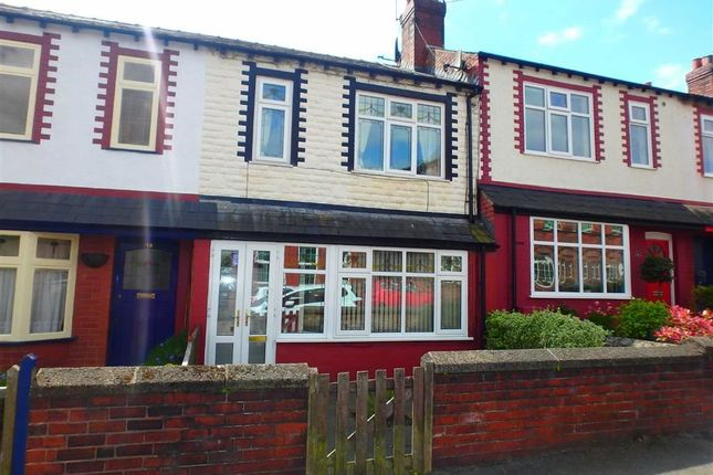 2 bed terraced house for sale in Fairfield Street, Warrington, Cheshire