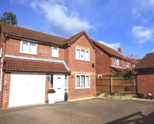Thumbnail Detached house for sale in Harebell Close, Abbeymead, Gloucester, Gloucestershire