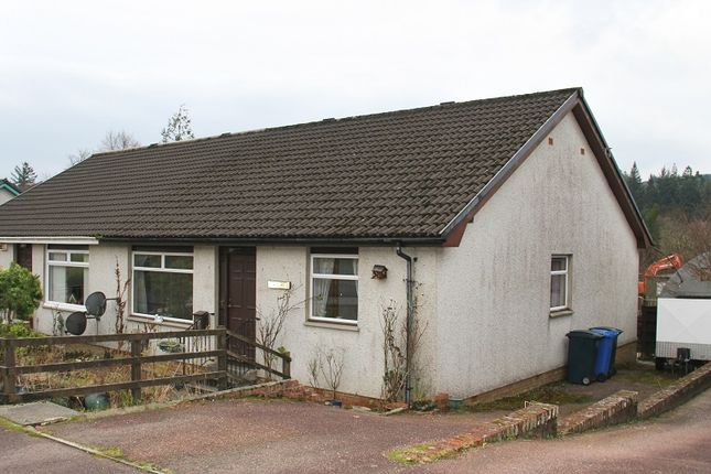 Thumbnail Semi-detached bungalow for sale in Wilson Road, Lochgilphead