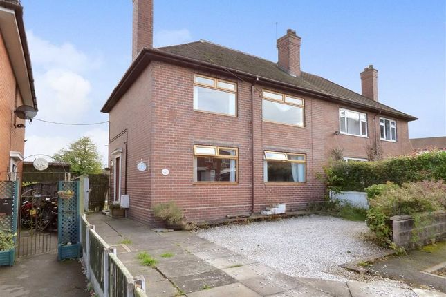 Thumbnail Semi-detached house for sale in Mollison Road, Meir, Stoke-On-Trent