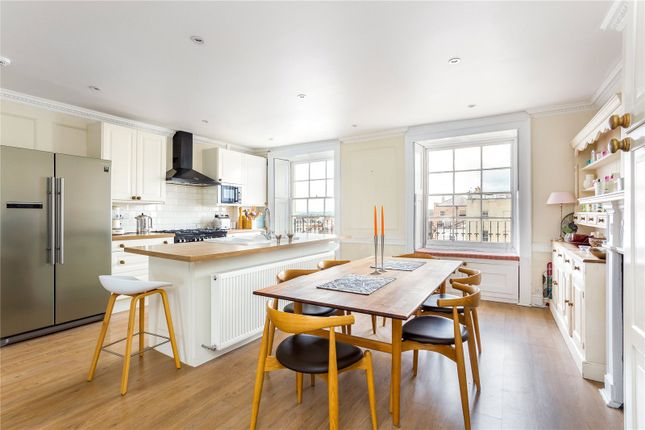 Thumbnail Flat for sale in Rodney Place, Clifton, Bristol