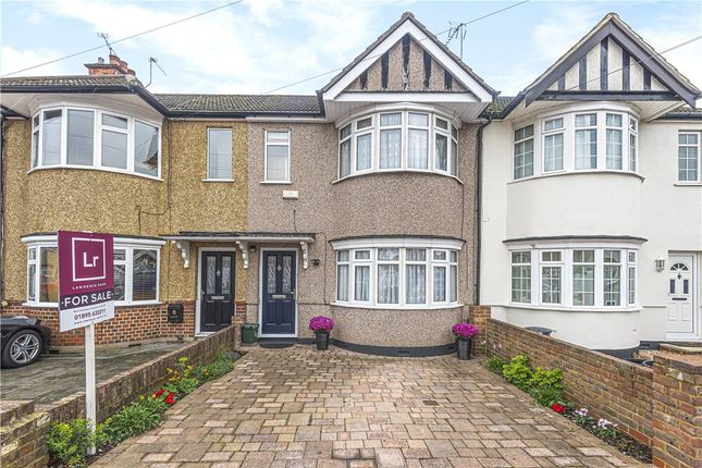 Terraced house in  Whitby Road  Ruislip  Middlesex  West London