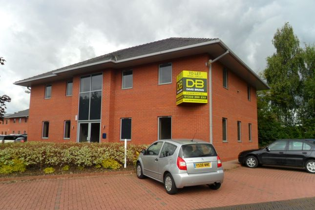 Thumbnail Office to let in Outrams Wharf, Little Eaton, Derby