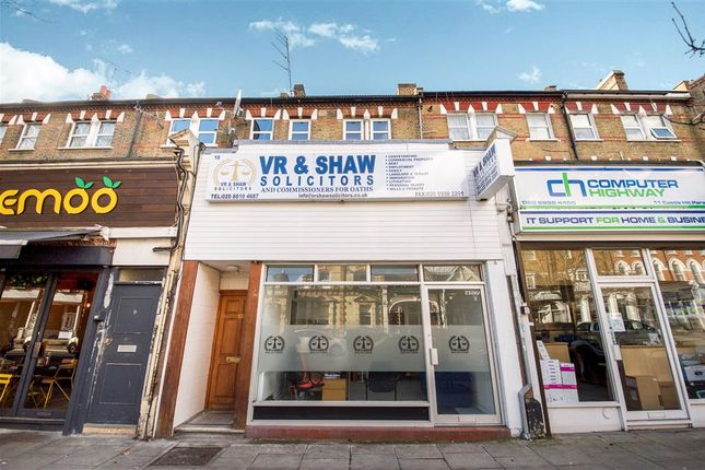 Thumbnail Commercial property for sale in Castle Hill Parade, The Avenue, London