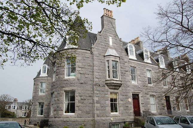 Thumbnail Flat to rent in Sillerton House, 15 Albyn Terrace, Aberdeen