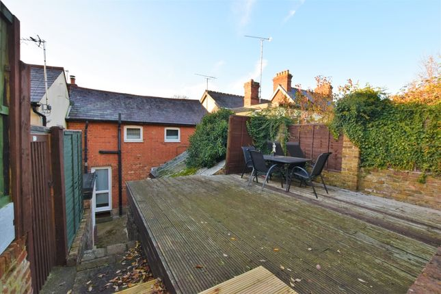 Outside of Silver Street, Stansted, Essex CM24