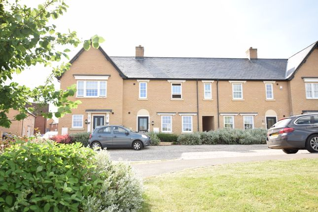 3 bed terraced house for sale in Pask Way, Clare, Sudbury CO10