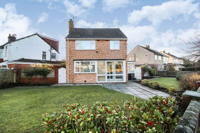 Thumbnail Detached house for sale in Park Avenue, Formby, Liverpool