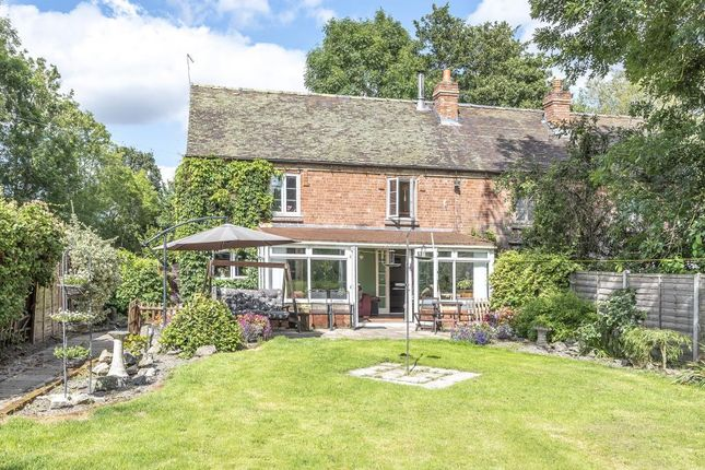 Thumbnail Semi-detached house for sale in Near Bucknell, Shropshire SY7,
