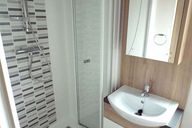 Shower Room: of Sandacre Park, Old Burnham Road, Highbridge, Somerset TA9
