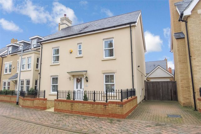 4 bed detached house for sale in Aston Croft, Biggleswade SG18