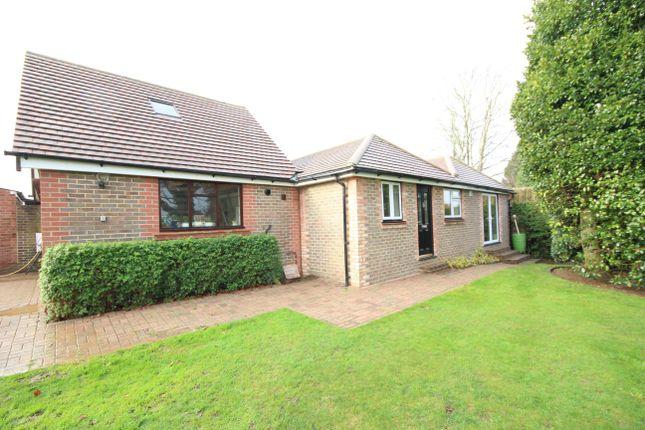 Thumbnail Detached bungalow for sale in Howard Drive, Allington