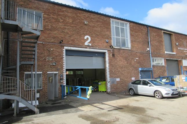Thumbnail Warehouse to let in 2A Kelvin Industrial Estate, Long Drive, Greenford
