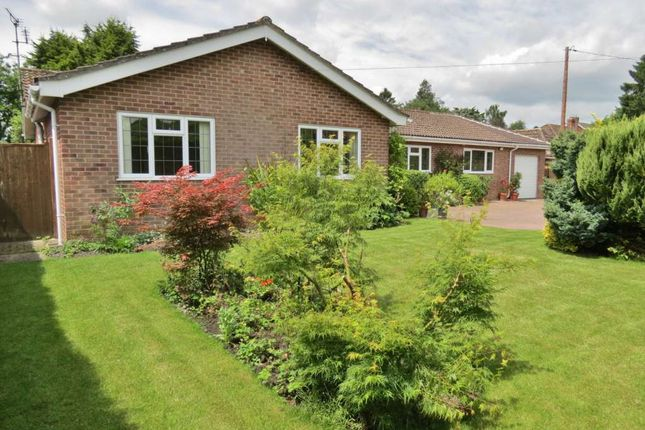 Thumbnail Detached bungalow for sale in High Street, Burbage, Marlborough