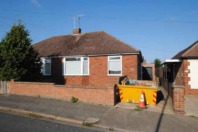 2 bed semi-detached bungalow for sale in Rose Avenue, Rushden NN10