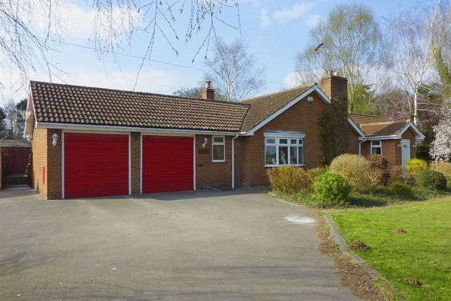 Thumbnail Detached bungalow for sale in Great North Road, Retford, Nottinghamshire