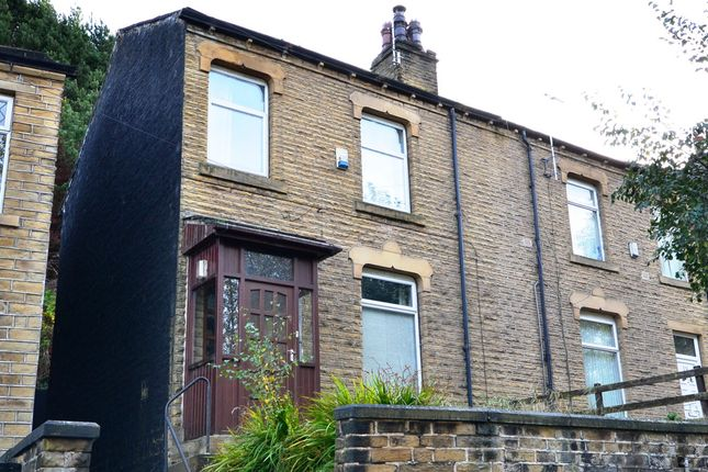 Thumbnail End terrace house to rent in Whitehead Lane, Huddersfield