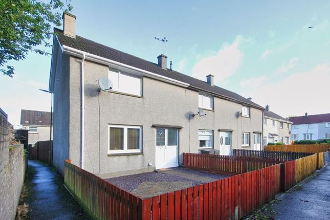 Thumbnail Terraced house for sale in Harburn Drive, West Calder