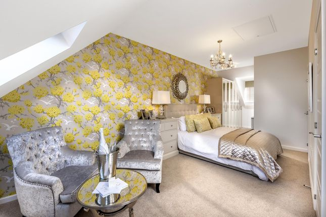 """Thumbnail Semi-detached house for sale in """"Padstow"""" at West End Lane, Henfield"""