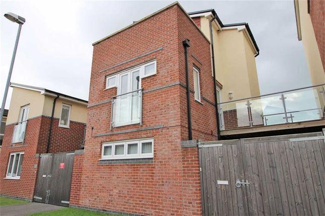Thumbnail Detached house to rent in Barlow Close, Buckshaw Village, Chorley