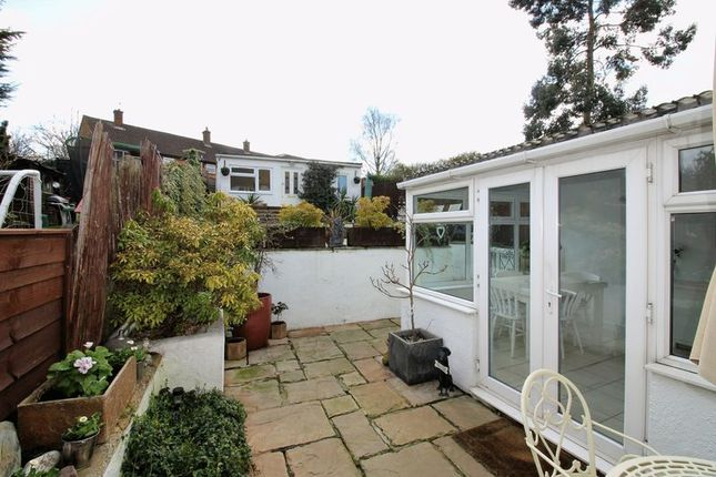 Patio Area of Kimbolton Green, Borehamwood WD6