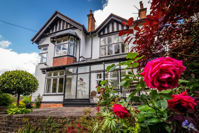 Detached house for sale in Richmond Drive, Mapperley Park, Nottingham