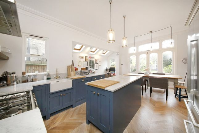 Thumbnail Semi-detached house for sale in Wyatt Park Road, Streatham Hill