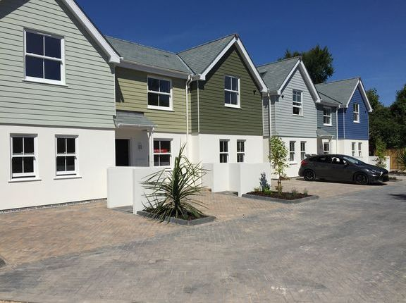 Thumbnail Terraced house for sale in Winslade Road, Sidmouth