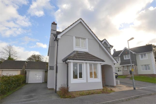 Thumbnail Detached house for sale in Tinney Drive, Truro