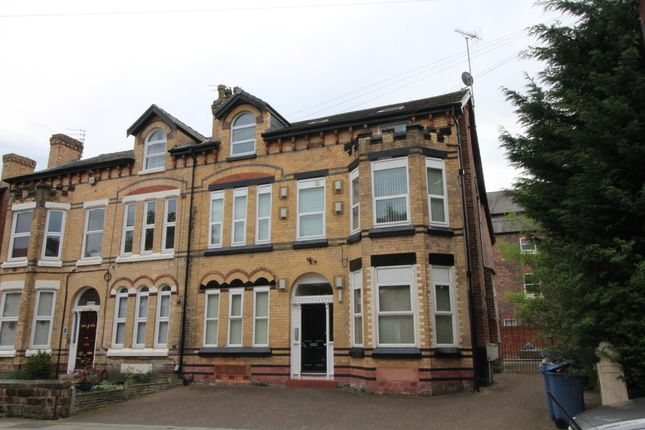 Thumbnail Block of flats for sale in Croxteth Grove, Sefton Park
