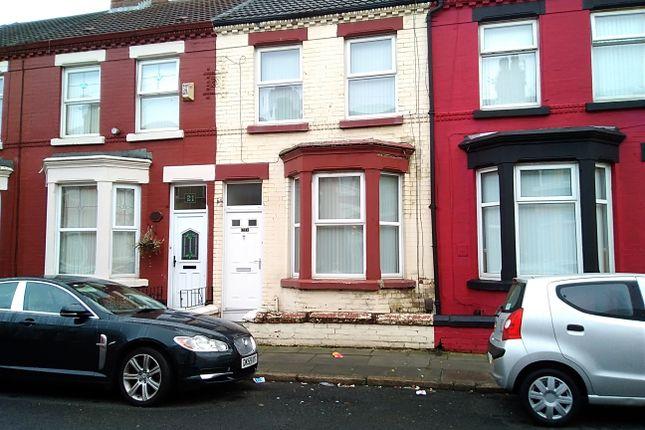 Ennismore Road, Old Swan, Liverpool L13