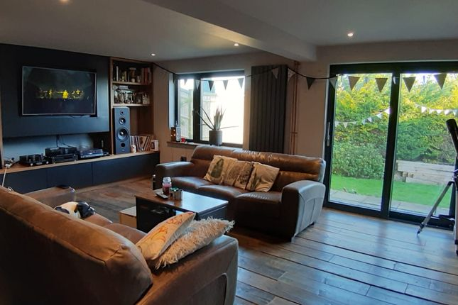 Detached house for sale in Wanderdown Close, Ovingdean, Brighton